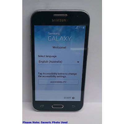 Samsung Galaxy Core Prime (SM-G360G) LTE Charcoal Gray Touchscreen Mobile Phone