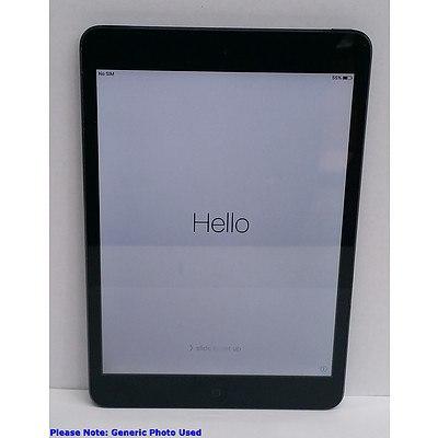 Apple (A1455) 7.9-Inch GSM Black 16GB iPad Mini