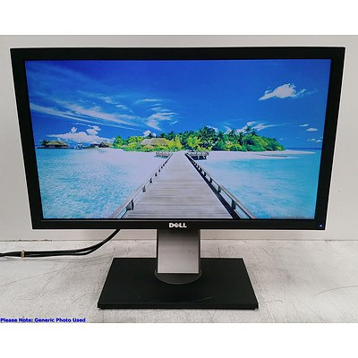 Dell P2211Ht 22-Inch Full HD (1080p) Widescreen LED-backlit LCD Monitor
