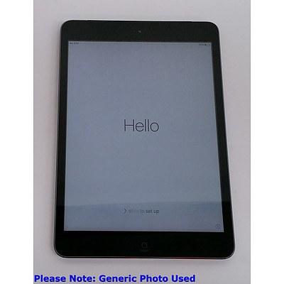 Apple (A1490) 7.9-Inch GSM Space Gray 16GB iPad Mini 2