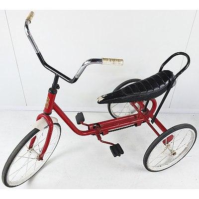 Vintage Australian Cyclet Tricycle