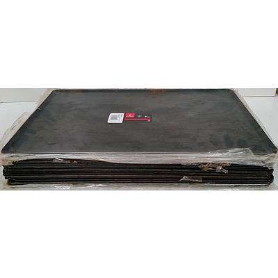 60cm x 40cm Oven Baking Sheets - Lot of 34