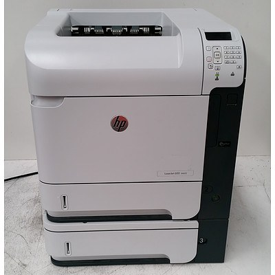 HP LaserJet 600 M602 Black & White Laser Printer