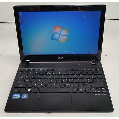 Acer TravelMate B113 Series Core i5 (3337U) 1.80GHz 11.1-Inch Laptop
