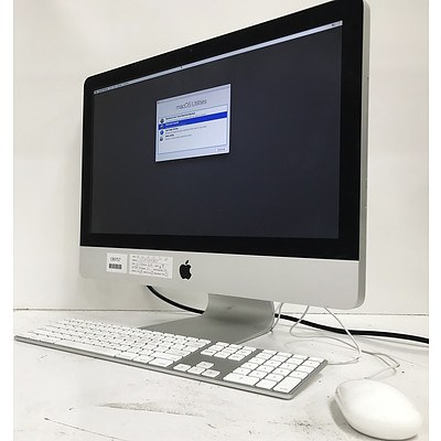 Apple A1311 21.5inch Core i5 2500S iMac Computer