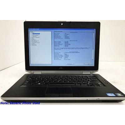 Dell Latitude E6430 13.3 Inch Widescreen Core i7 -3520M Mobile 2.9GHZ Laptop