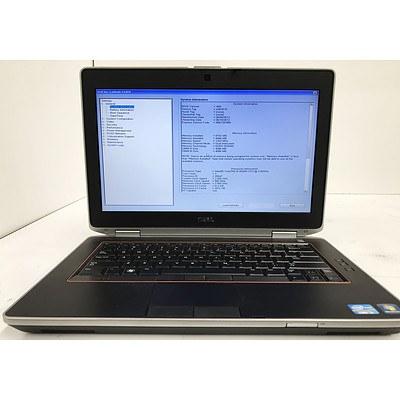 Dell Latitude E6420 13.3 Inch Widescreen Core i5 -2520M Mobile 2.5GHZ Laptop