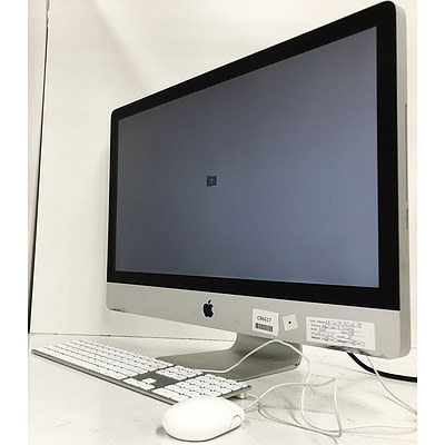Apple A1312 27 inch Core i5 -2600 3.4GHz iMac Computer