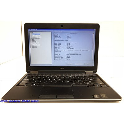 Dell Latitude E7240 12.1 Inch Widescreen Core i7 -4600U Mobile 2.1GHz Laptop