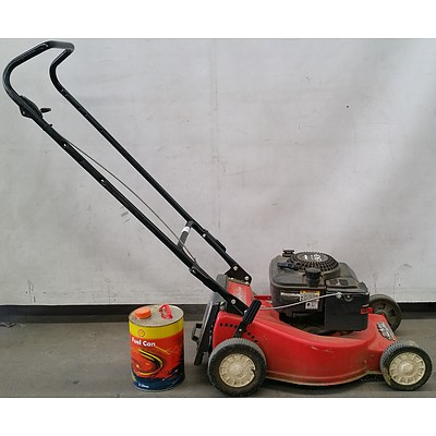 Rover Mulch n Catch Four Stroke Lawn Mower