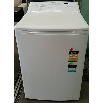 Simpson EZI Set 7.5Kg Top-Loader Washing Machine