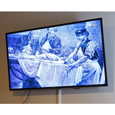 TCL 40 Inch Television