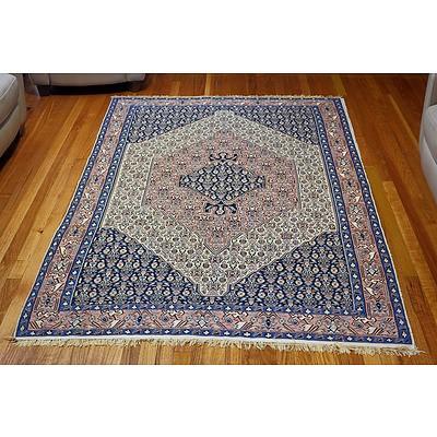 Fine Quality Persian Senneh Kilim