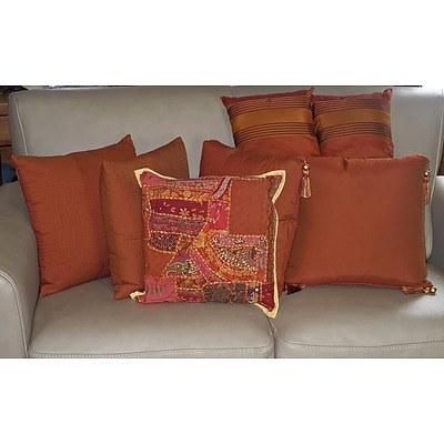 Group 7 Cushions