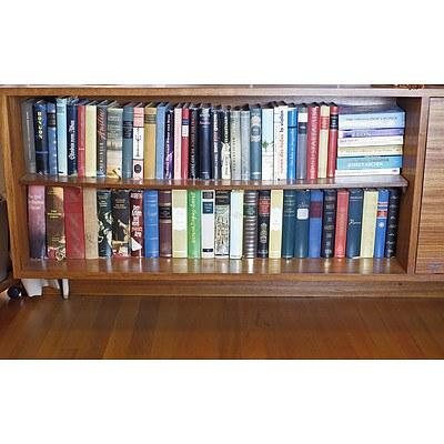 Two Shelves of Books