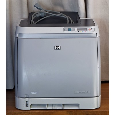 HP 1600 LaserJet Printer