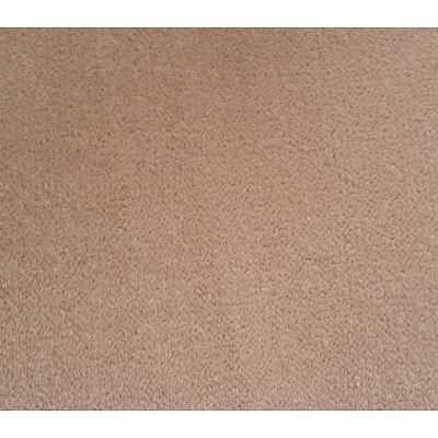 Roll End of Pink Wool Carpet