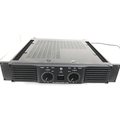 TOA IP-300D Dual Power Amplifier