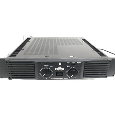 TOA IP-300D Dual Power Amplifier