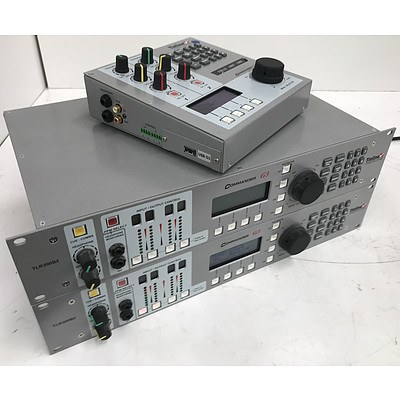 Tieline Codec Solutions TLR300B2 & TLF300 IP Enabled Audio Codecs