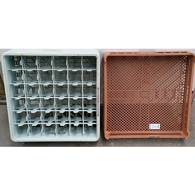 Glass Washing/Storage Racks