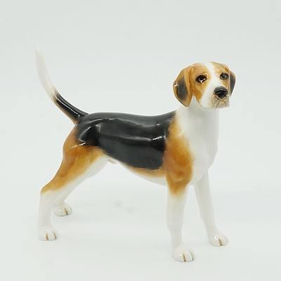 John Beswick Ceramic Foxhound
