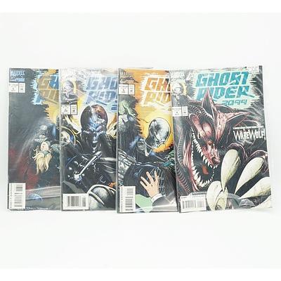Nine Ghost Rider Comics