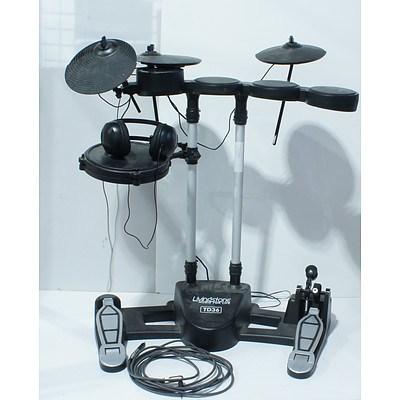 Livingstone TD-36 Digital Drum Kit with Headphones