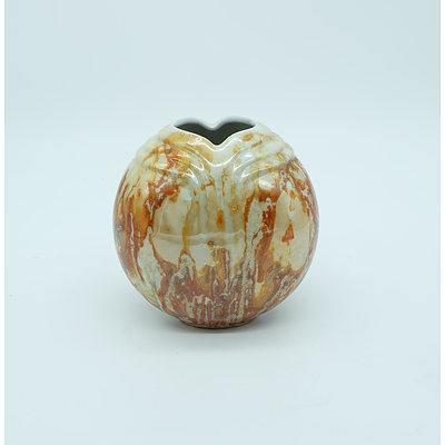 Decorative Studio Pottery Vase