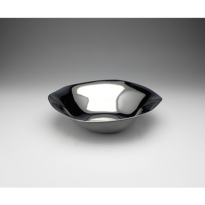 Georg Jensen Space Stainless Steel Bowl