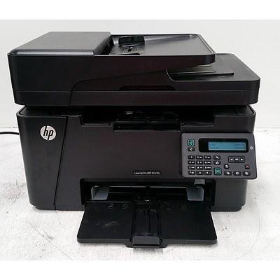 HP LaserJet Pro MFP M127fn Black & White Multi-Function Printer