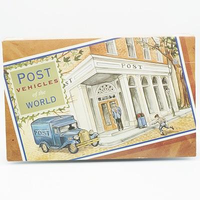 1995 Matchbox Post Vehicles of the World