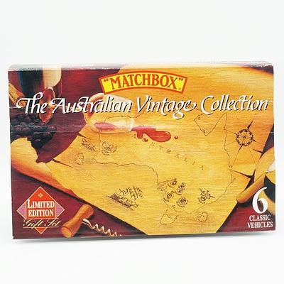 1992 Matchbox The Australian Vintage Collection Model Cars
