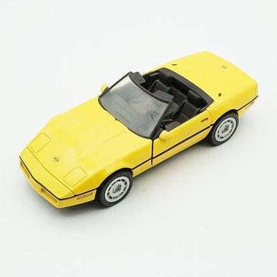 1990 Franklin Mint 1986 Corvette