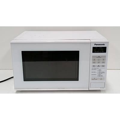 Panasonic 800 Watt Microwave Oven