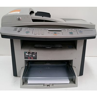 HP LaserJet 3055 Black and White Laser Multifunction Fax Machine