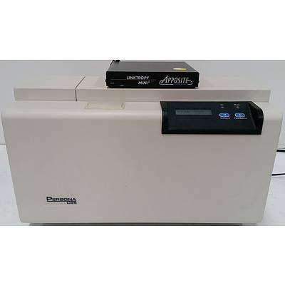 Fargo Persona C25 Card Printer With Emulator