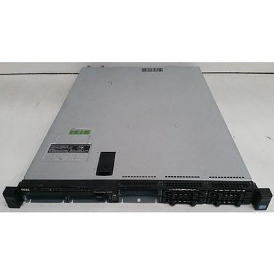 Dell PowerEdge R420 Dual Hexa-Core Xeon (E5-2440 0) 2.40GHz 1 RU Server
