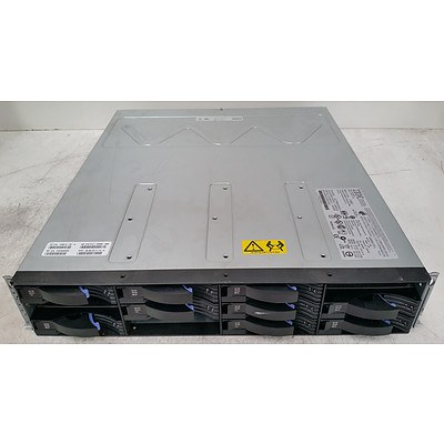 IBM Chassis-E 12-Bay Hard Drive Array w/ 11TB of Total Storage