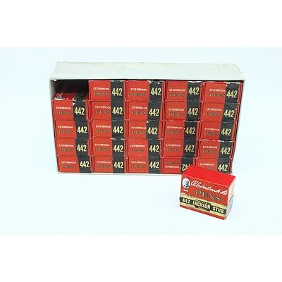 Twenty Five Boxes of 442 Jackson Stub by R Esterbrook & Co Steel Pen Nibs