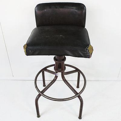 Bendix 1950's Drafting Chair