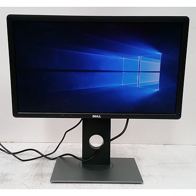 Dell Professional P2312Ht 23-Inch Full HD Widescreen LED-backlit LCD Monitor