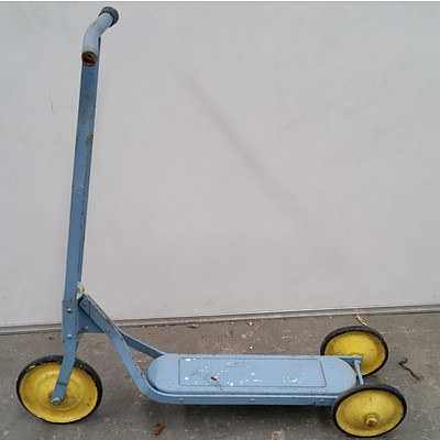 Childrens Scooter & Electric Jugs
