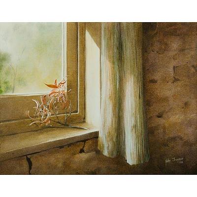 TRAYNOR John, 'Blackwood- a Studio Still Life', 1986, oil on board