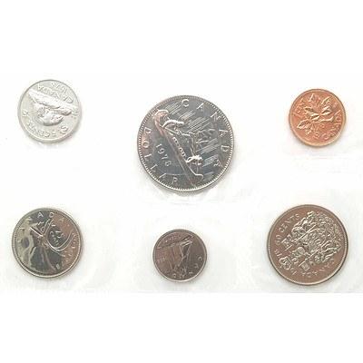 Canada 1978 Mint Set