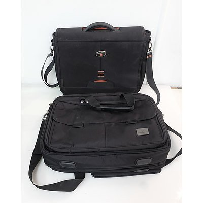 Pakelite and Victorinox Laptop Bags