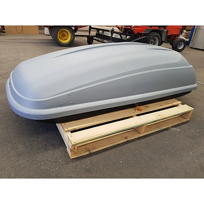 Honda Branded Thule Roof Box with Key and Hardware