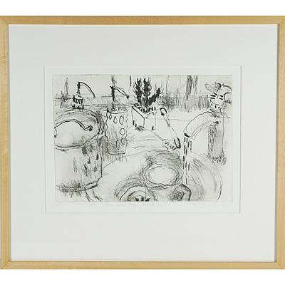 Claire Primrose Three Artist Proof Engravings