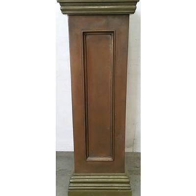Composite Pedestal Plant Stand