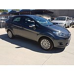 11/2010 Ford Fiesta LX WT 4d Sedan Grey 1.6L